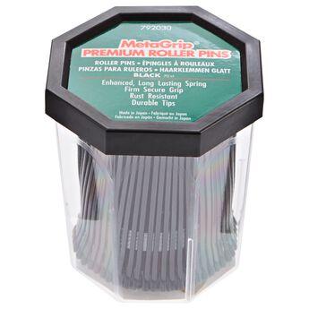 Black Premium Roller Pins