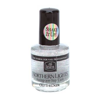 Northern Lights Hologram Top Coat