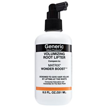 Volumizing Root Lifter Compare to Matrix Wonder Boost