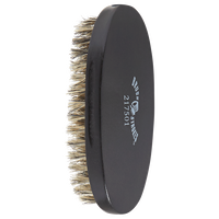 Extra Soft Oval Military Style Brush