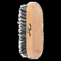 Military Style Reinforced Boar Bristle Brush