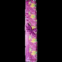 Purple Love Hair Extension Storage Case