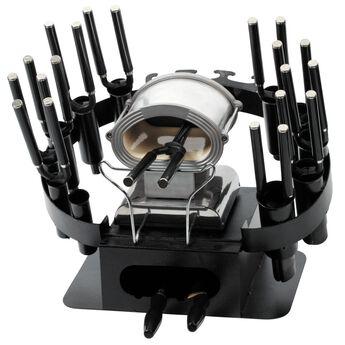 Heat Exxpress Thermal Styling Kit Black