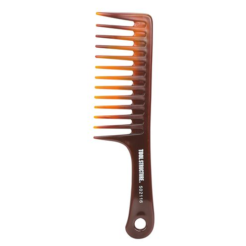 Tortoise Large Handle Comb