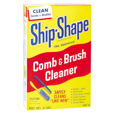 Comb and Brush Cleaner