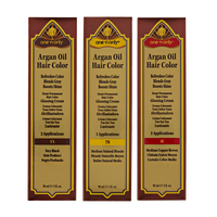 Argan Oil Demi Permanent Hair Color Glossing Cream