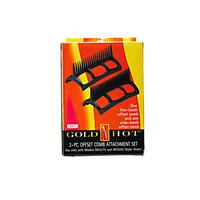 Two Piece Comb Set for 1600-Watt Styler Dryer