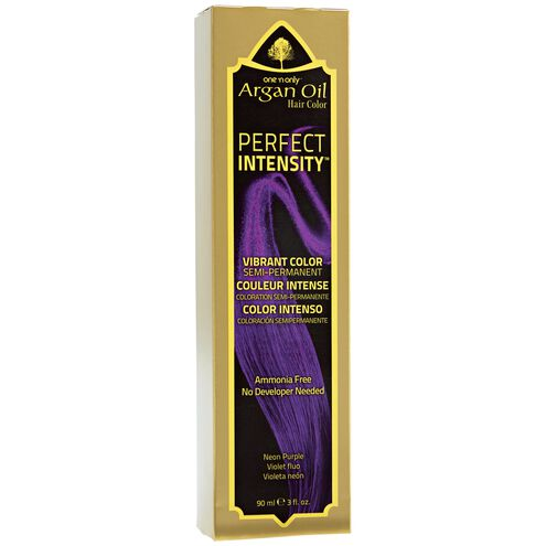 Perfect Intensity Semi Permanent Hair Color