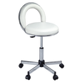 JO JO SR White Stool