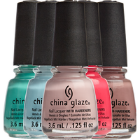 Spring 2017 Pastel Nail Lacquer Minis