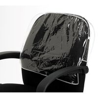 Round Chairback Cover
