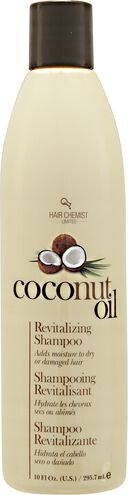 Coconut Oil Revitalizing Shampoo