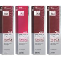 Anti Aging Demi Permanent Shades of Intrigue Liqui Creme Haircolor
