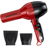 nullSuper Red and Black Professional Hair Dryer