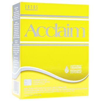 Acclaim Extra Body Acid Perm