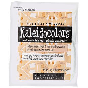 Kaleidocolors Neutral Powder Lightener Packette