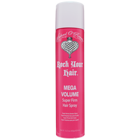 Mega Volume Super Firm Hair Spray