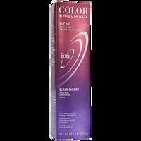 Black Cherry Demi Permanent Creme Hair Color