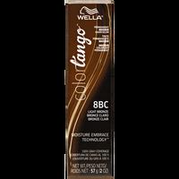 8BC Light Bronze Permanent Masque Hair Color
