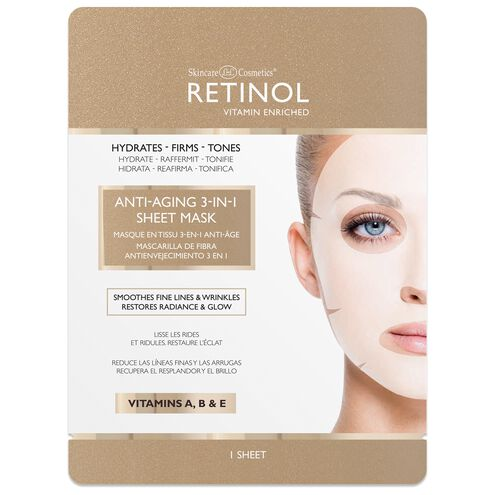 Anti-Aging 3 in 1 Sheet Mask