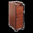 Keystone Cherry II Lockable Wood Trolley