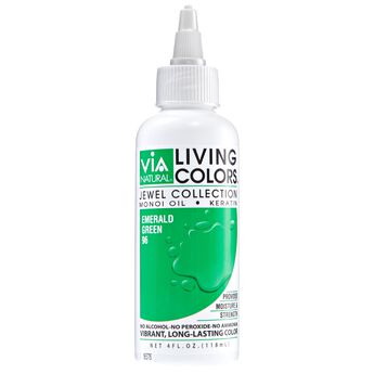 Green Envy Living Colors Semi Permanent Hair Color