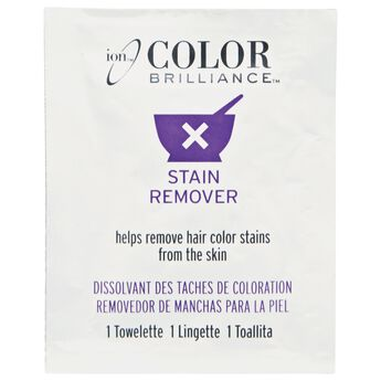 Hair Color Stain Remover Packette