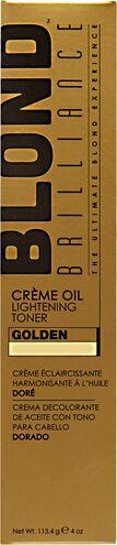 Golden Creme Oil Lightening Toner