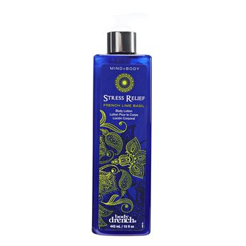 Stress Relief French Lime Basil Body Lotion