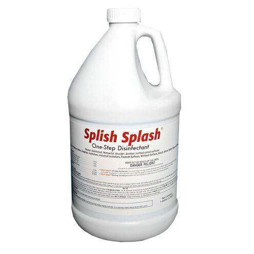 Splish Splash One-Step Disinfectant Gallon