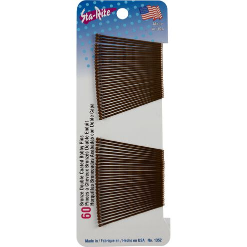 Bronze Bobby Pins