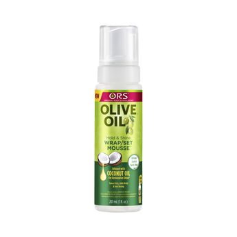 Olive Oil Wrap Set Mousse