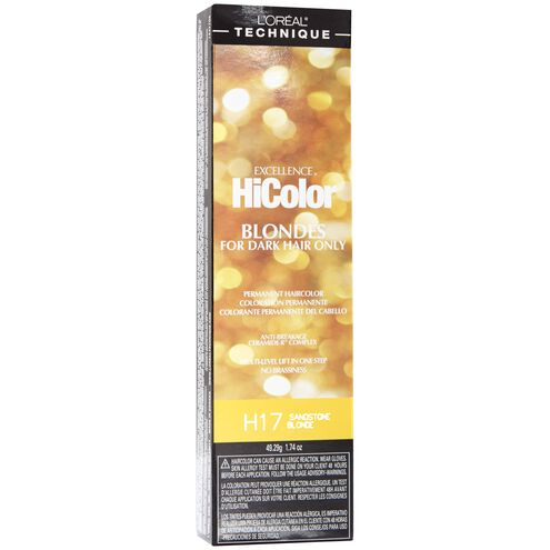 HiColor Blonde HiLights Permanent Creme Hair Color