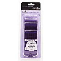 Nano Silver Magnetic 5 Pack Attachment Comb Set