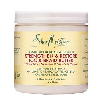 Strengthen Grow & Restore Loc & Braid Butter