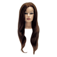 Elite Manikin with Non-Layered Human Hair