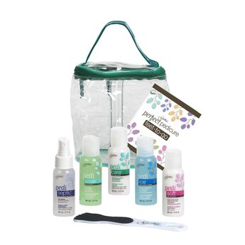 Pedi Feet To Go Kit