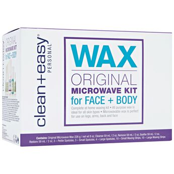Original Microwave Kit For Face And Body
