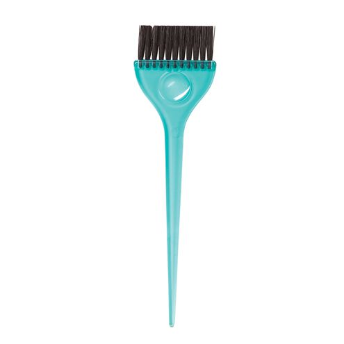 Teal Extra-Wide Tint Brush