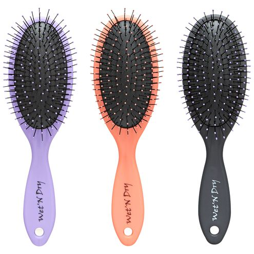 Wet 'N Dry Detangler Brush