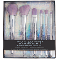 Holiday Holographic Brush Set
