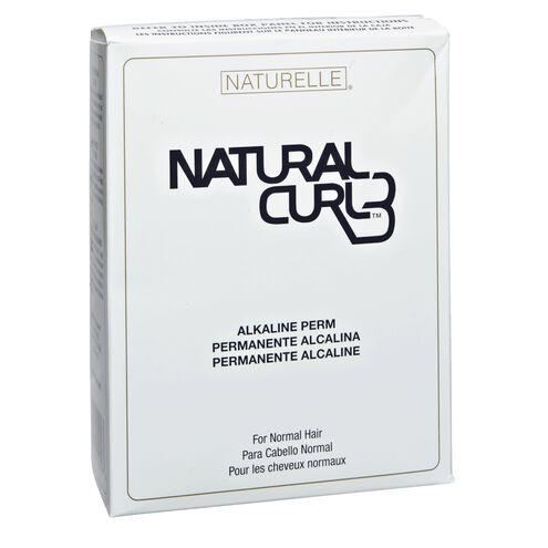 Natural Curl Regular Salon Perm