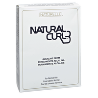 Natural Curl Regular Salon Perm