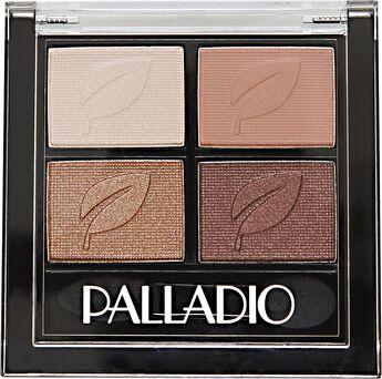 Herbal Eyeshadow Quads Copper N Chic
