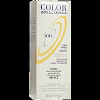 6G Dark Golden Blonde Permanent Liquid Hair Color