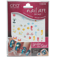 3D Nail Art Decals