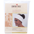 Canyon Rose Spa Terry Cloth Headband 3 Inch