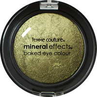Mineral Effects Baked Eye Shadow Olive Tini