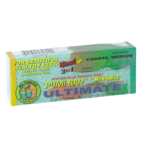 Two Sided Ultimate Pumice Bar