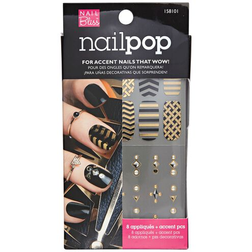 Nail Pop Get It Straight